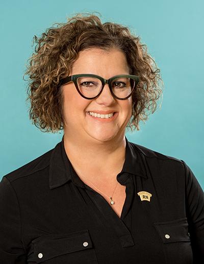 Region 4 Vice-President Angela Preocanin, RN