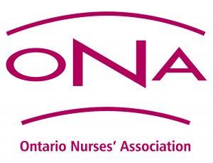 Ontario Nurses Association Logo